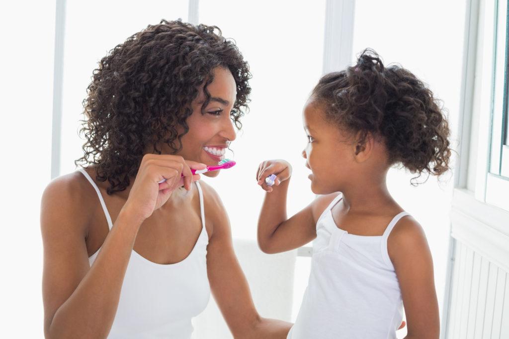 make children's dental care fun